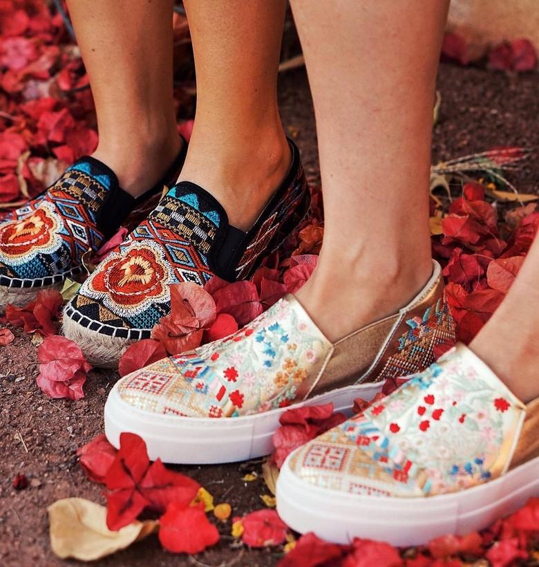 boho style shoes 15