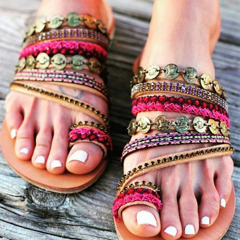 boho style shoes 16