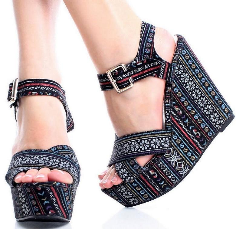 boho style shoes 17