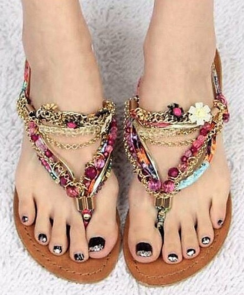 boho style shoes 18
