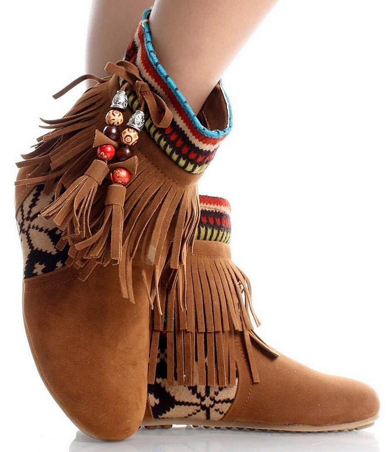 boho style shoes 20