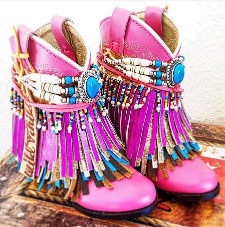 boho style shoes 25