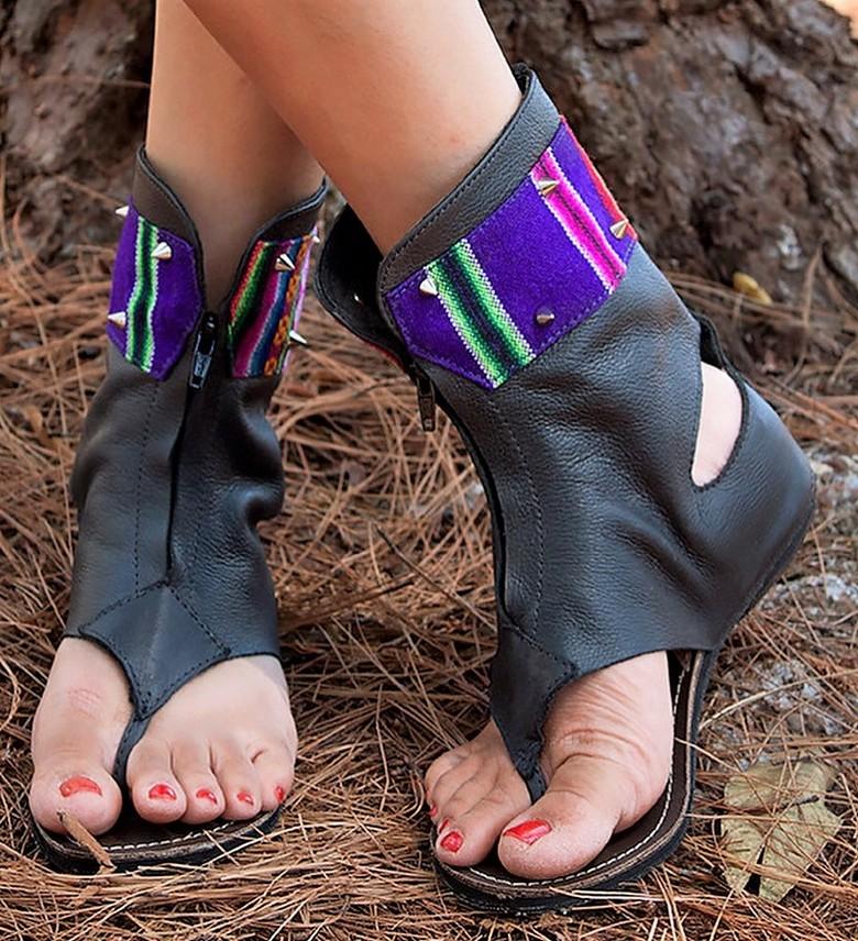 boho style shoes 26