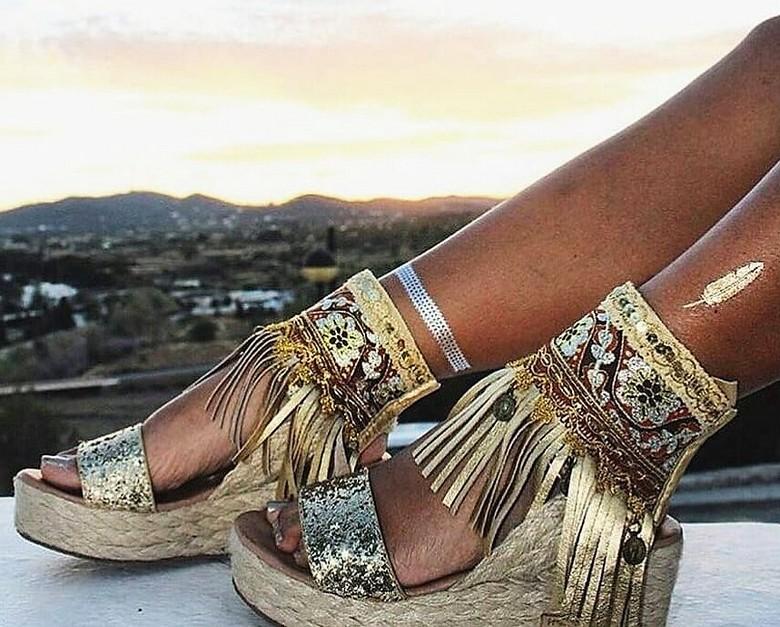 boho style shoes 27