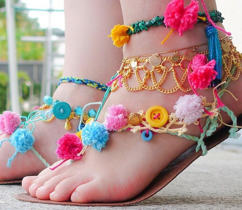 boho style shoes 29