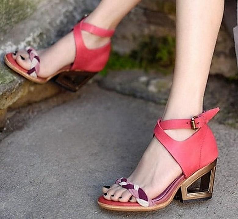 boho style shoes 32