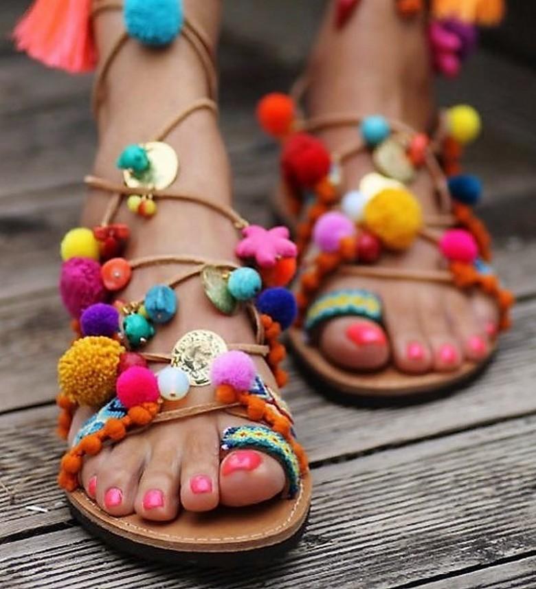 boho style shoes 4