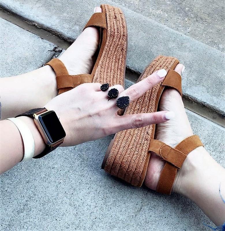 boho style shoes 44