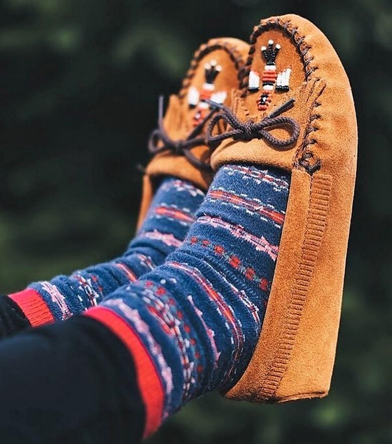 boho style shoes 49