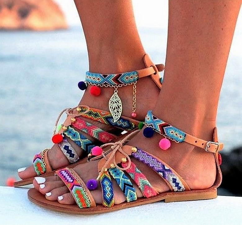 boho style shoes 5