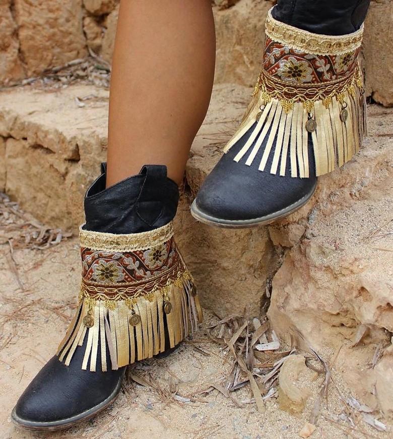 boho style shoes 53