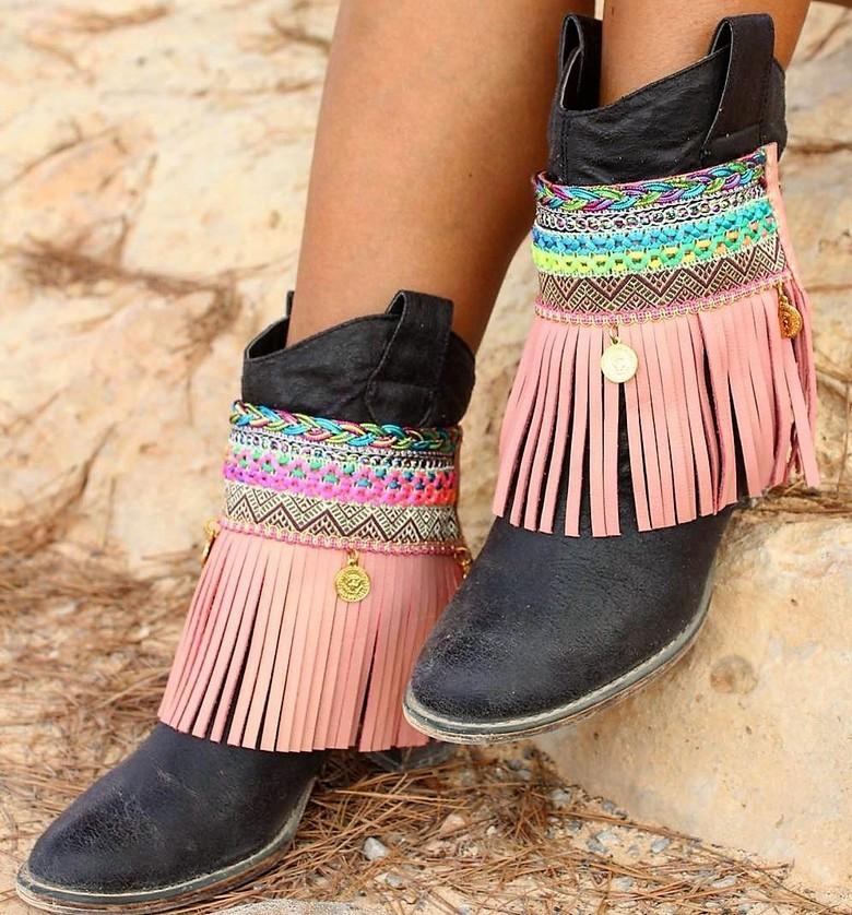 boho style shoes 58