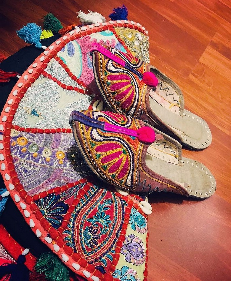 boho style shoes 7