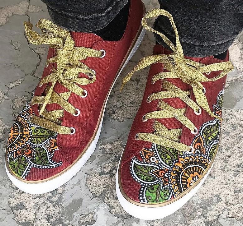 boho style shoes 9