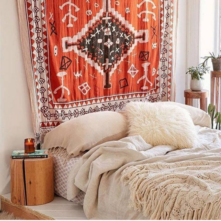 Bohemian Bedroom Decor And Design Ideas (12)