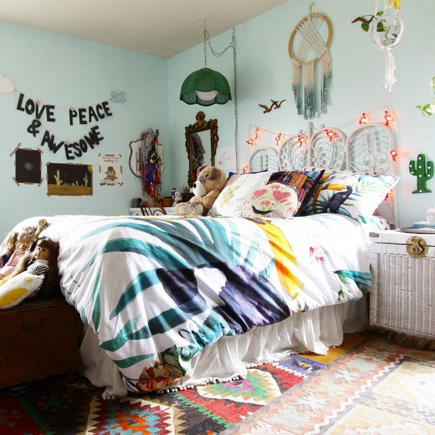 Bohemian Bedroom Decor And Design Ideas (13)