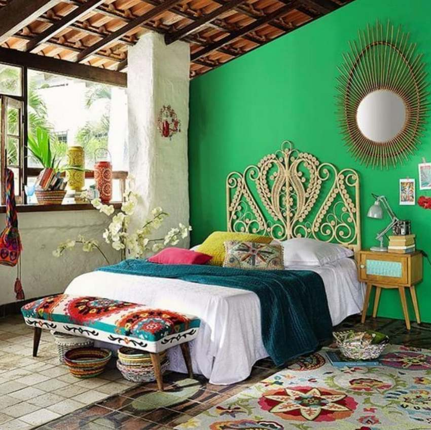 Bohemian Bedroom Decor And Design Ideas (17)