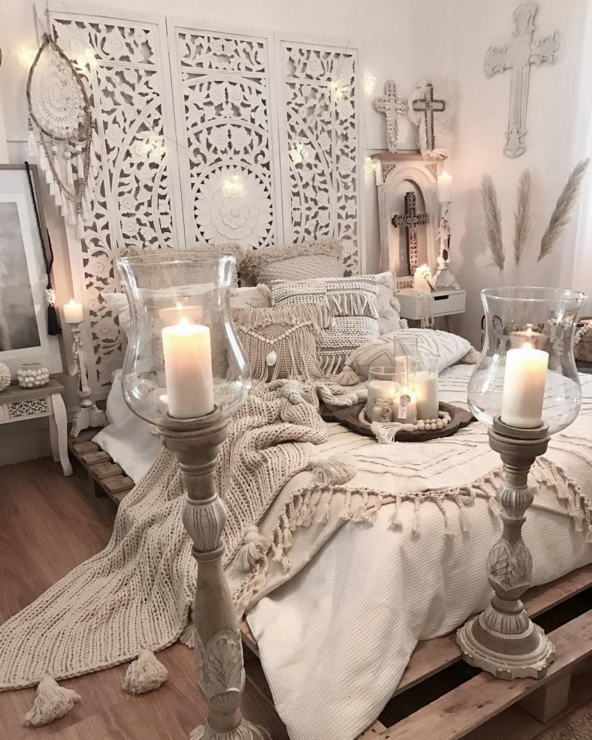 Bohemian Bedroom Decor And Design Ideas (19)