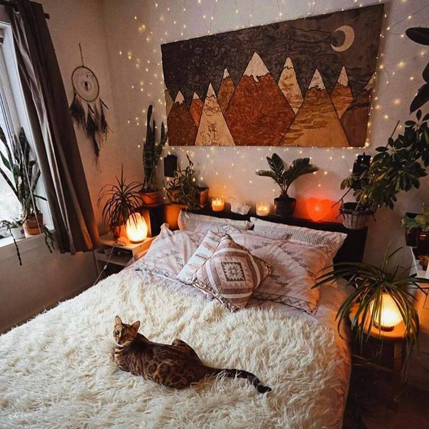 Bohemian Bedroom Decor And Design Ideas (20)