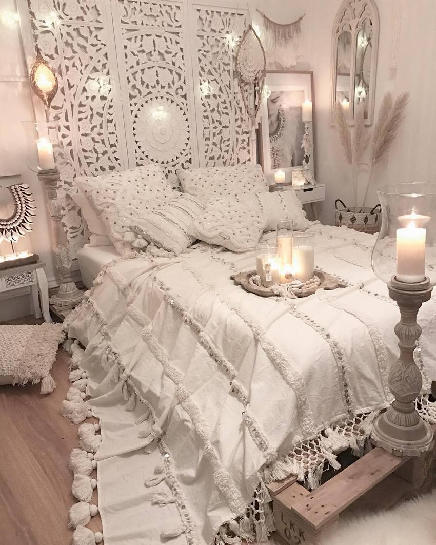 Bohemian Bedroom Decor And Design Ideas (22)