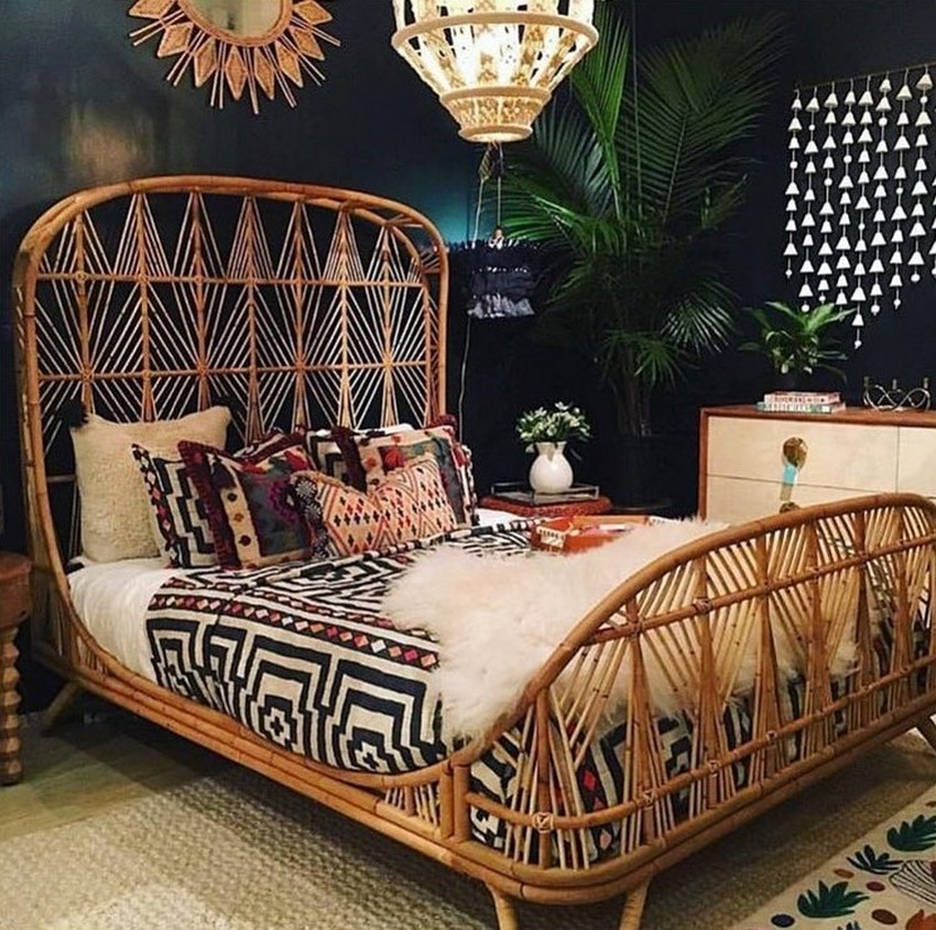 Bohemian Bedroom Decor And Design Ideas (24)