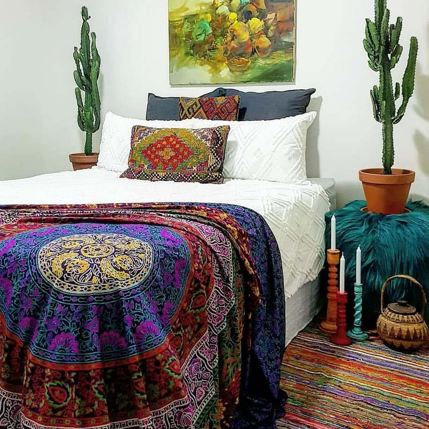 Bohemian Bedroom Decor And Design Ideas (28)