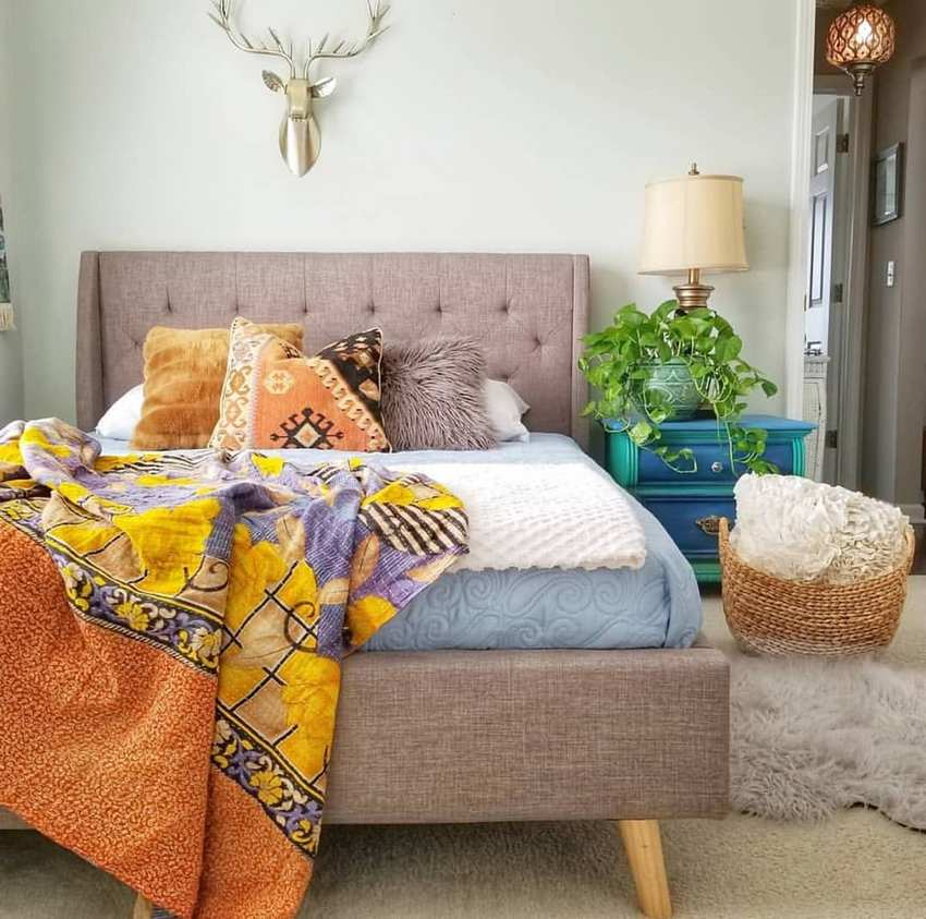 Bohemian Bedroom Decor And Design Ideas (29)