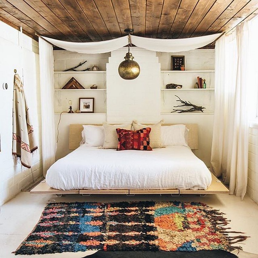 Bohemian Bedroom Decor And Design Ideas (37)