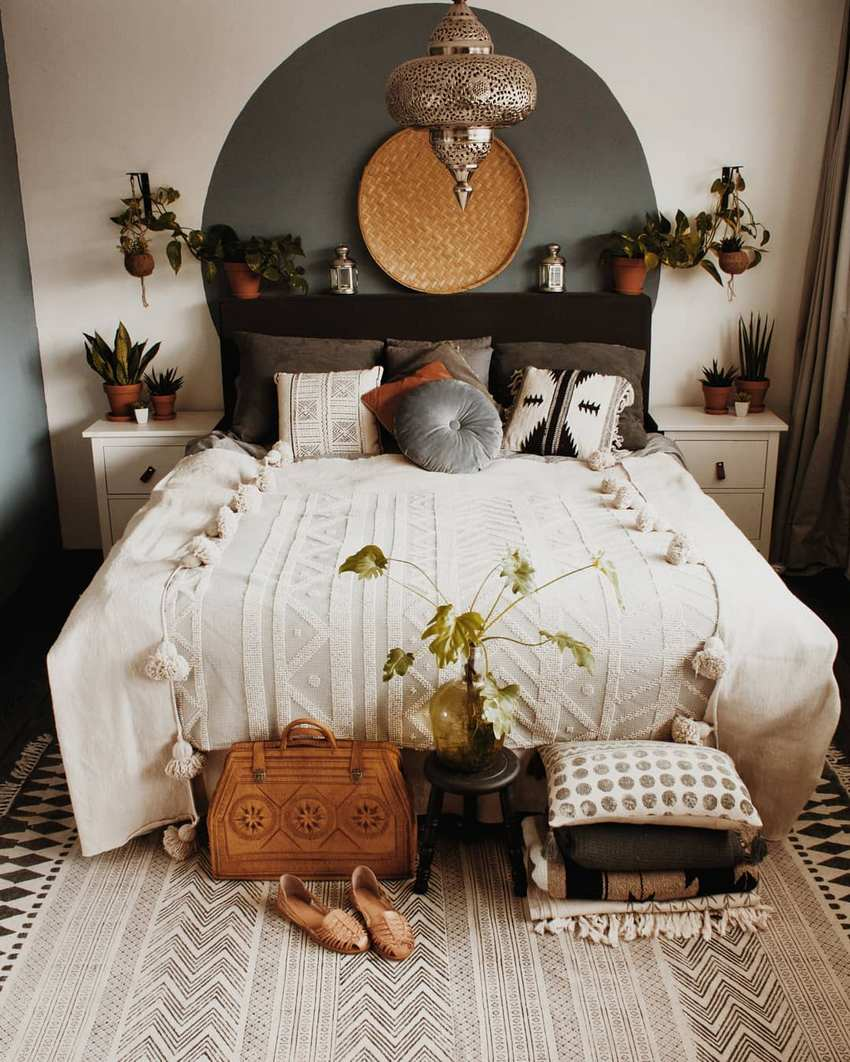 Bohemian Bedroom Decor And Design Ideas (38)