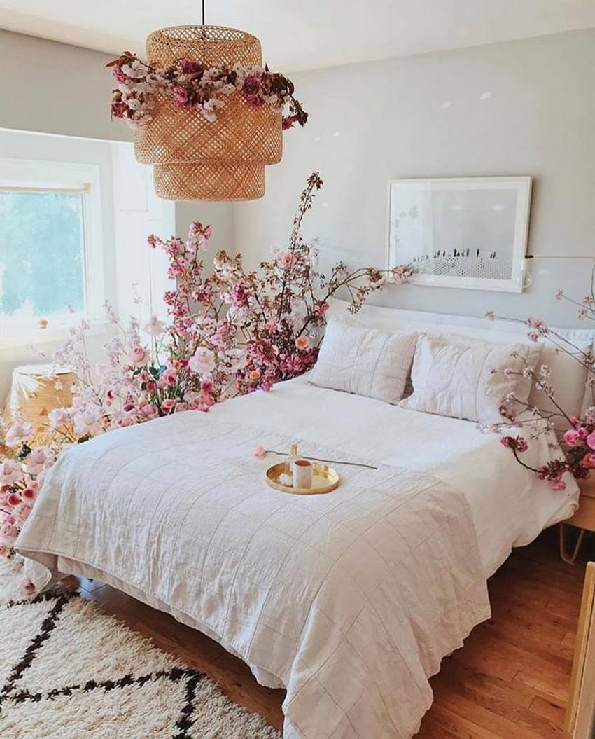Bohemian Bedroom Decor And Design Ideas (39)
