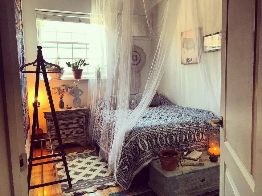 Bohemian Bedroom Decor And Design Ideas (40)