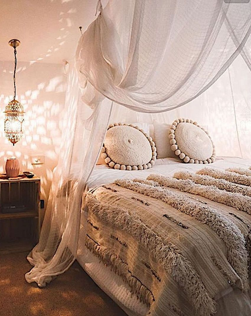 Bohemian Bedroom Decor And Design Ideas (42)