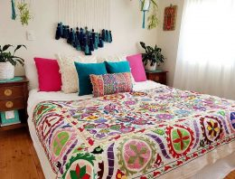 Bohemian Bedroom Decor And Bedding Design Ideas