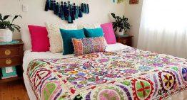 Bohemian Bedroom Decor And Bedding Design Ideas