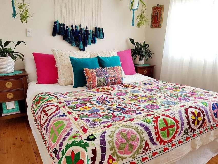 Bohemian Bedroom Decor And Design Ideas (45)