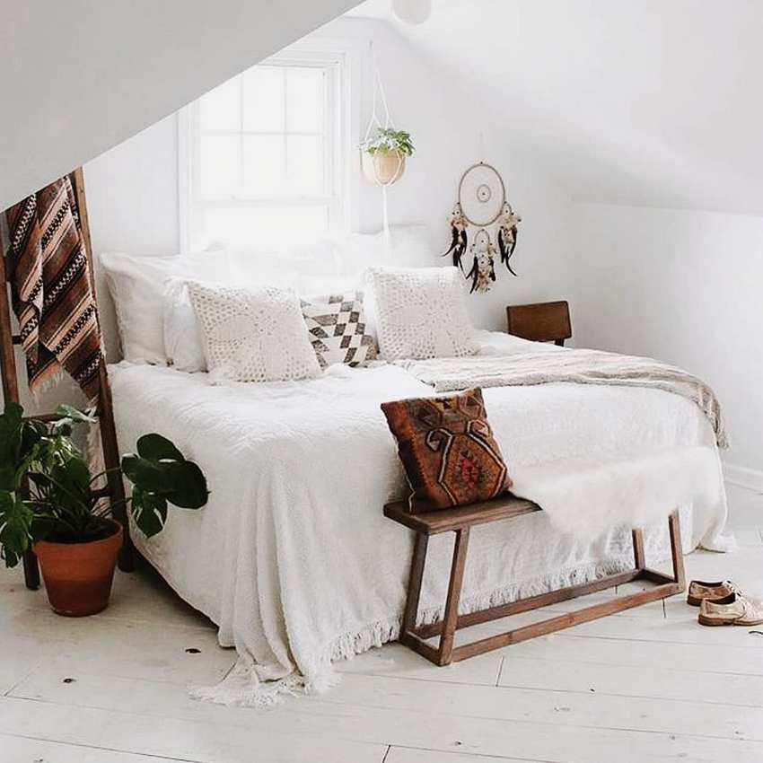 Bohemian Bedroom Decor And Design Ideas (55)
