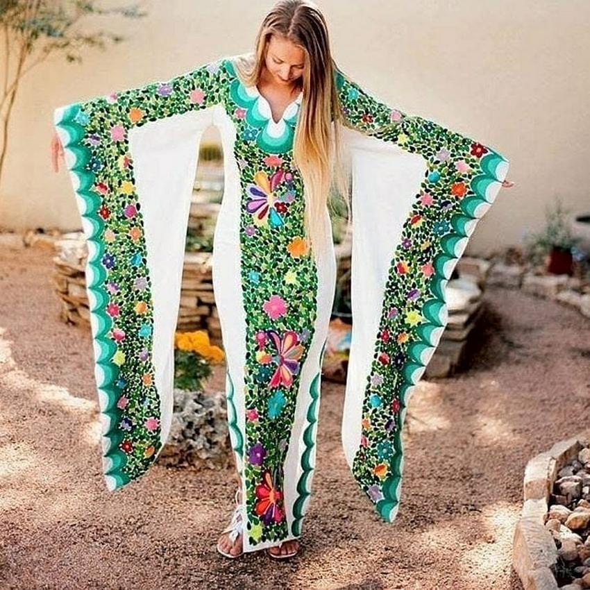 Bohemian Dresses And Clothing Ideas (11)