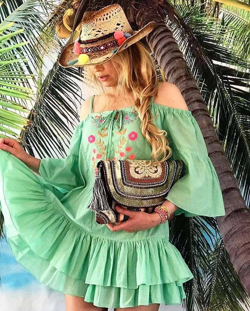 Bohemian Dresses And Clothing Ideas (18)