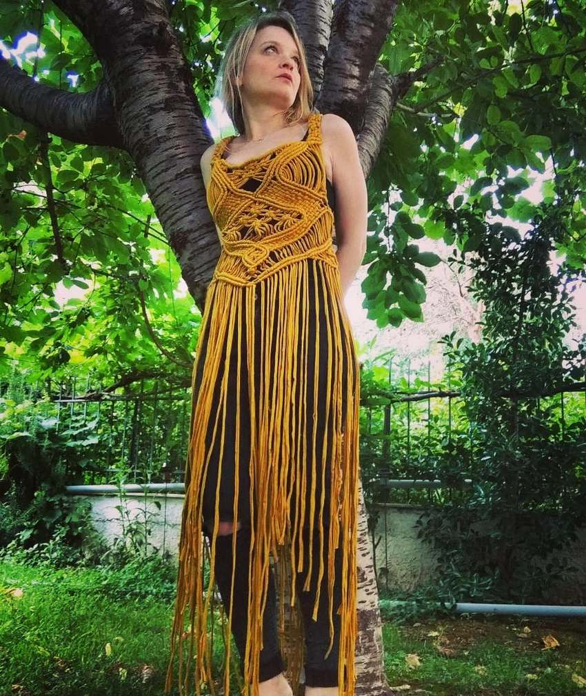 Bohemian Dresses And Clothing Ideas (22)