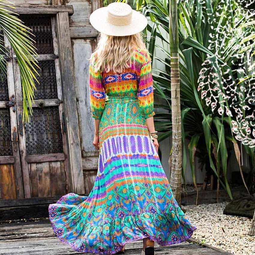 Bohemian Dresses And Clothing Ideas (23)