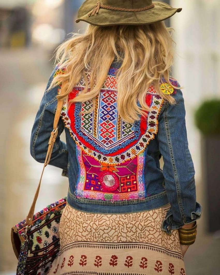 Bohemian Dresses And Clothing Ideas (31)
