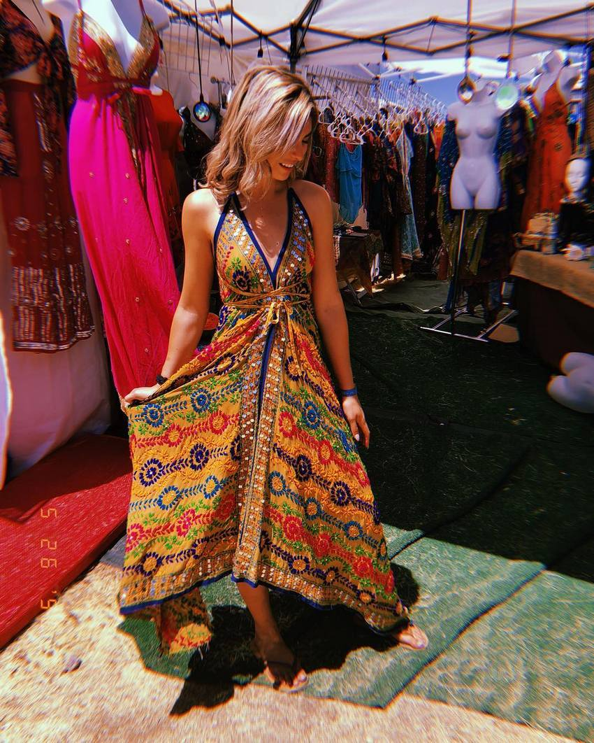 Bohemian Dresses And Clothing Ideas (36)