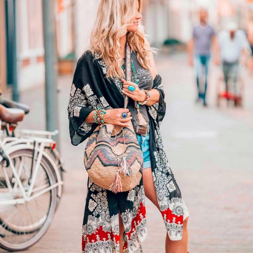 Bohemian Dresses And Clothing Ideas (40)
