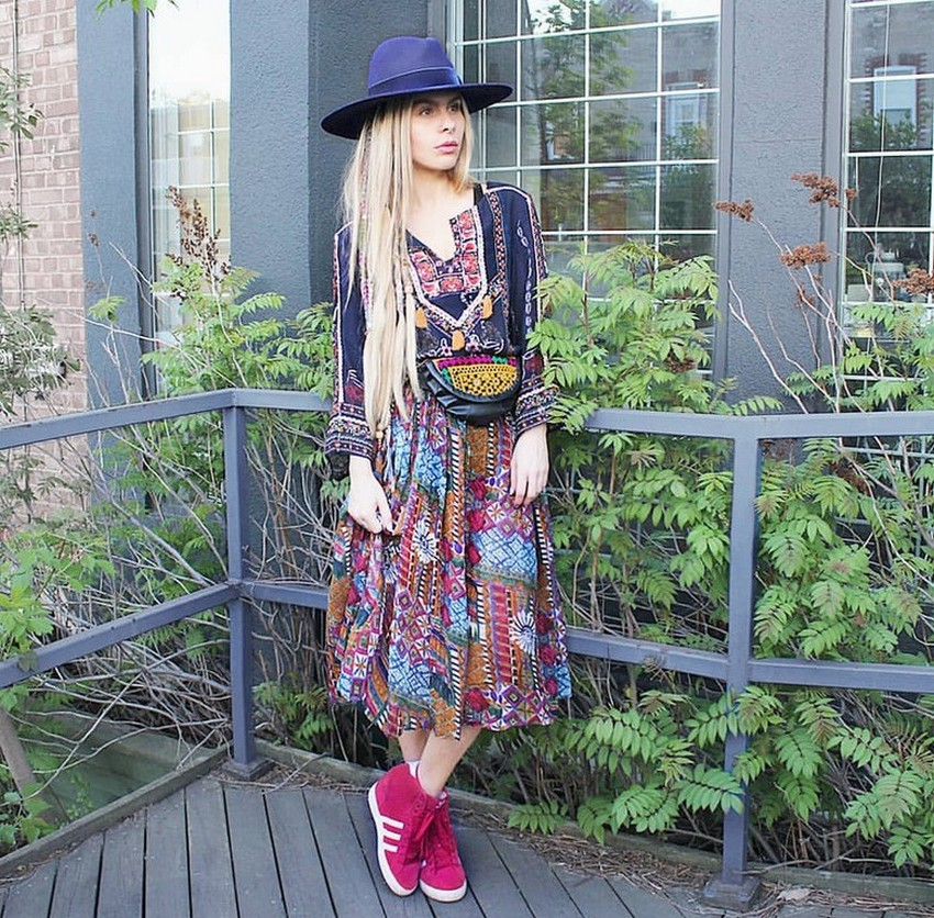 Bohemian Dresses And Clothing Ideas (7)