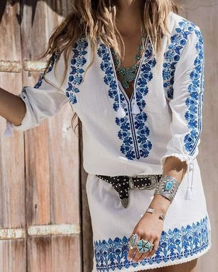 Bohemian Dresses And Clothing Ideas (9)