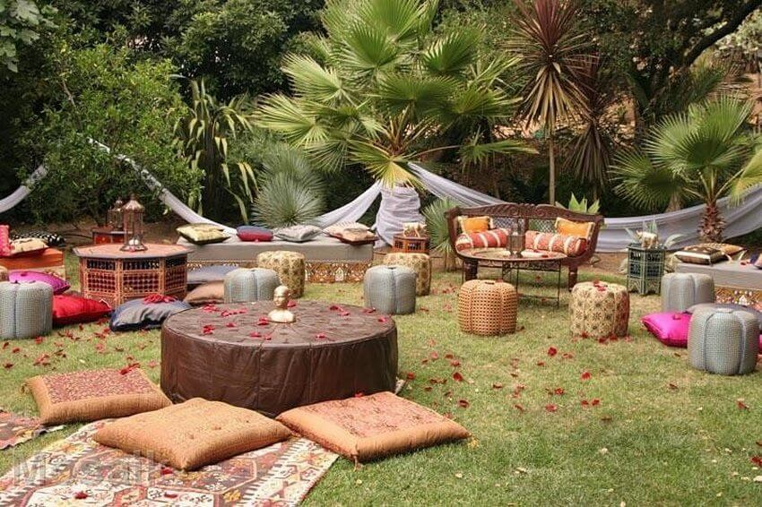 Bohemian Garden Designs And Backyard Ideas (13)