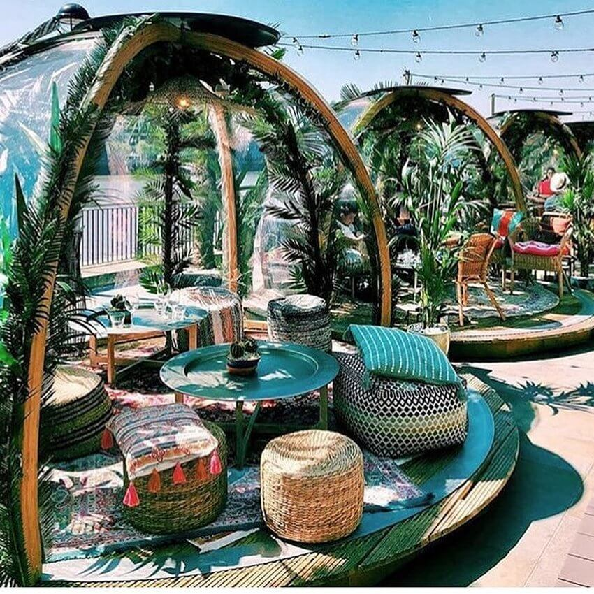 Bohemian Garden Designs And Backyard Ideas (44)