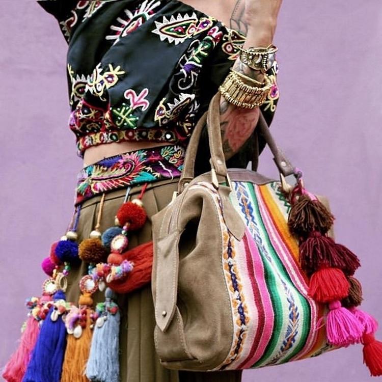Bohemian Bags Purses (1)