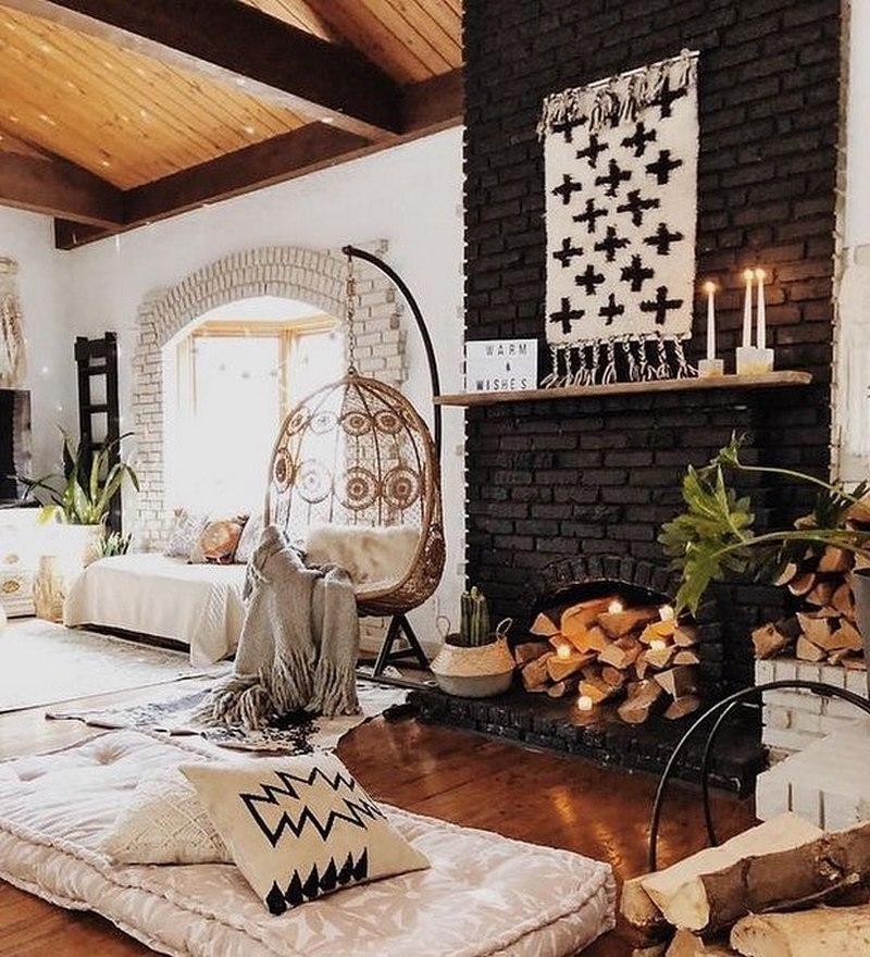 Bohemian Lifestyle And Boho Style Fashion (25)