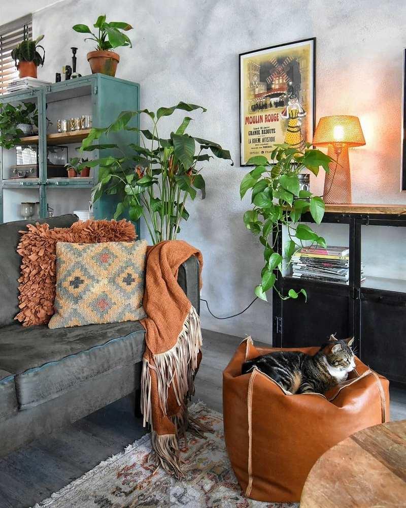 Bohemian Lifestyle And Boho Style Fashion (39)